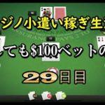 第29回目カジノ小遣い稼ぎ生活