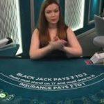 【ネットカジノJP】、ブラックジャックで$275の高額ベット
