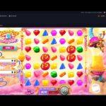 【オンラインカジノ】Play Royal スロットゲーム Sugar Pop 2