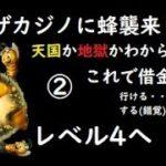 【パイザカジノ】エコぺの借金。蜂で返したろ!!②【オンラインカジノ】