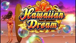 【オンラインカジノ】HawaiianDreamで夢を掴みたい!