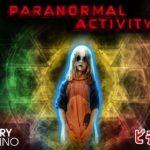 超常現象が4つのボーナスを引き起こす Paranormal Activity【オンラインカジノ スロット CASINOEXPRESS】