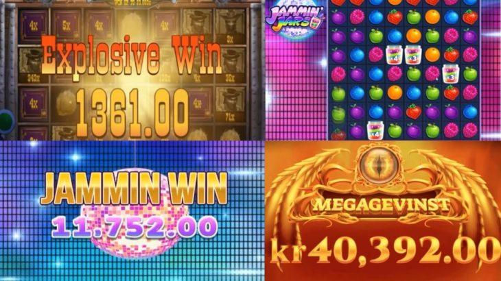 カジノでの大きな勝利! –。