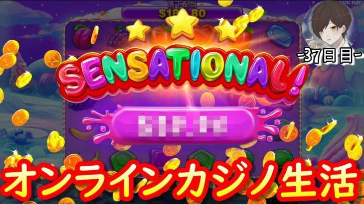 オンラインカジノ生活-37日目-【ベラジョンカジノ】
