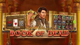 【オンラインカジノ】Book of Dead