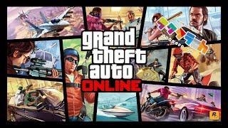 Grand Theft Auto V (マルチPLAY)カジノジョブやります!!