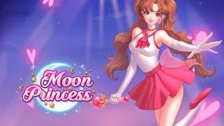 【オンラインカジノ】Moon Princess