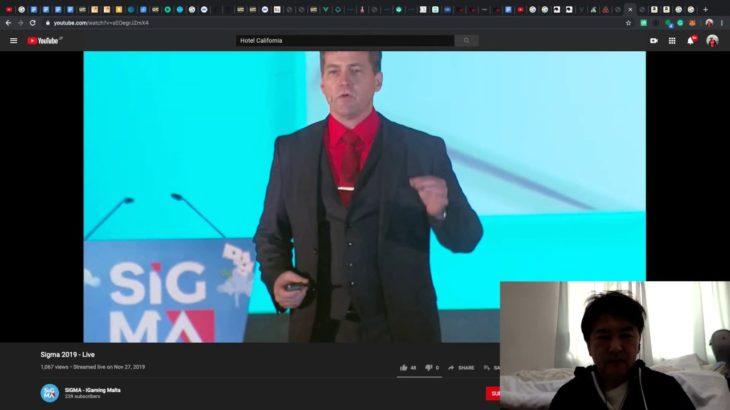 マルタ島でのゲーム業界(オンラインカジノ)カンファレンスSIGMAの話。