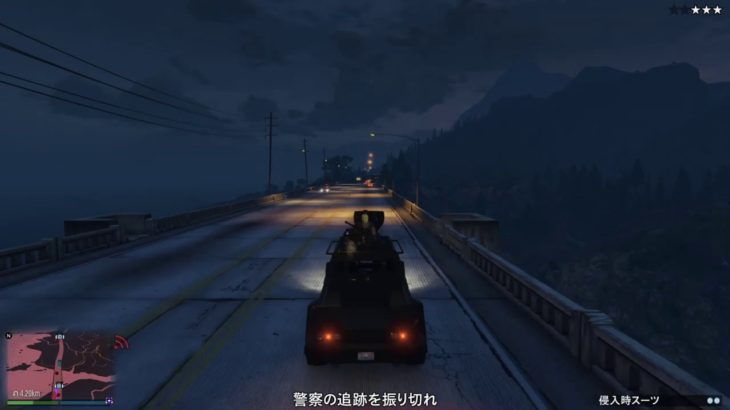 カジノ強盗準備 Grand Theft Auto V