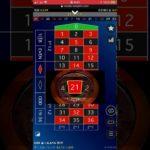 2020年2月19日ベラジョンカジノオートルーレット