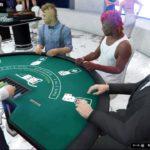【おゆるり】PS4 GTAオンラインでカジノに屋レンジ 【実況】