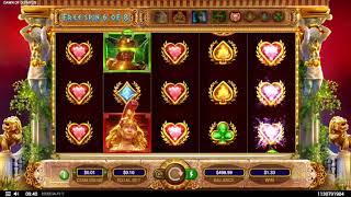 ベラジョンカジノのDawn of Olympusプレイ動画