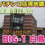 【パチンコ店の閉店ラッシュが止まらない 73】BIG-1 白 鳥台店・北海道室蘭市白鳥台