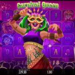【オンラインカジノ】爆発力トップクラス!?女王の祭りで高額配当を目指せ!【Carnival Queen】