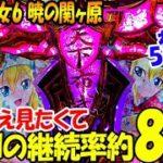 P戦国乙女6 暁の関ヶ原 RUSH継続率約80%!!<アムテックス>[ぱちんこ大好きトモトモ実践]