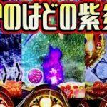 CR真・花の慶次2 漆黒の衝撃  『紫炎に過度の期待を抱いております!』【ニューギン】【パチンコ】