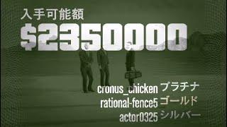 [初心者にいきなり]GTA5 カジノ強盗編