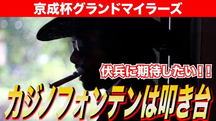 【京成盃グランドマイラーズ2021】カジノフォンテンは叩き台!!伏兵に期待したい【競馬予想】