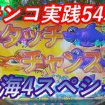 【パチンコ実践】P大海物語4スペシャル【54戦目】
